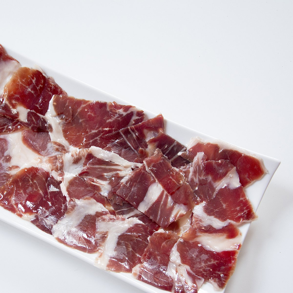 Acorn-Fed Iberian Ham - Sliced
