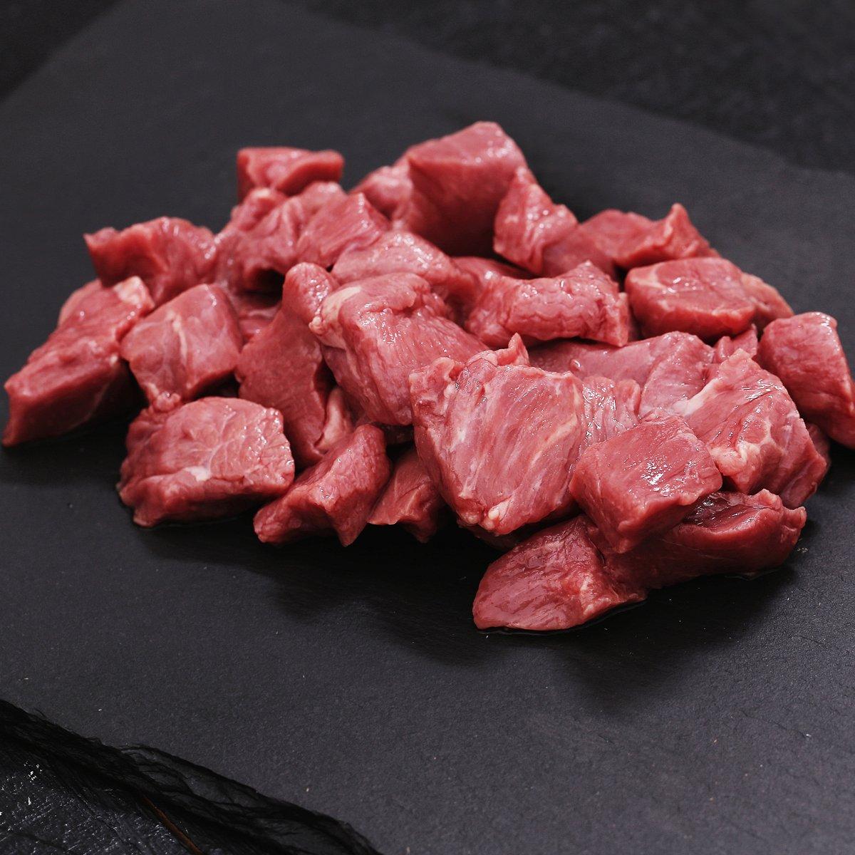 Carne de Ternera para guisar