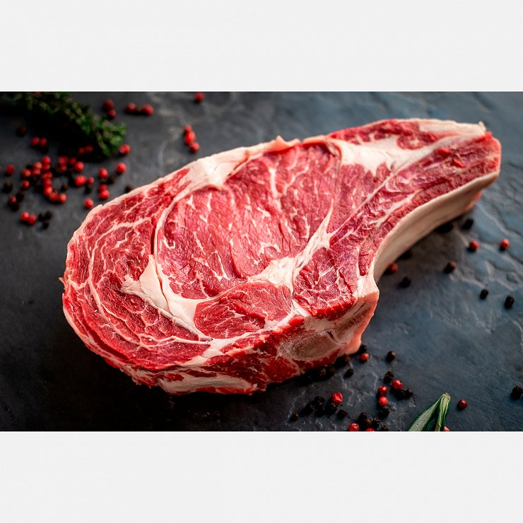 Chuleta de carne de vaca Premium
