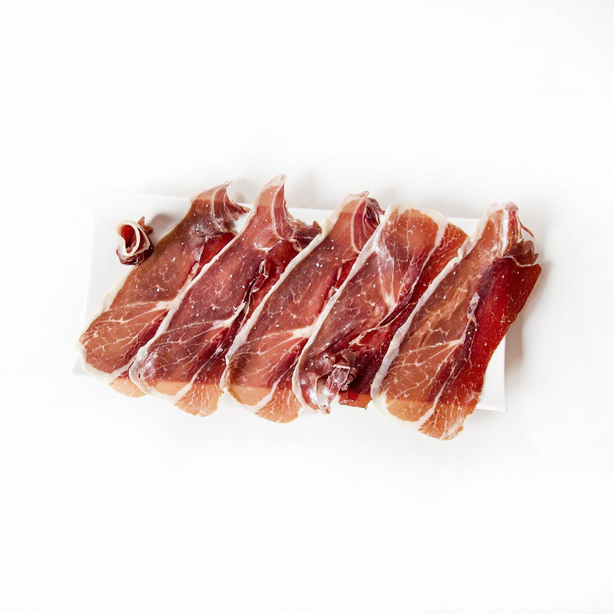 Fodder-Fed Iberian Ham