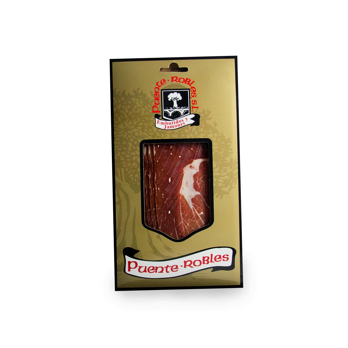 Fodder-Fed Iberian Ham - Sliced
