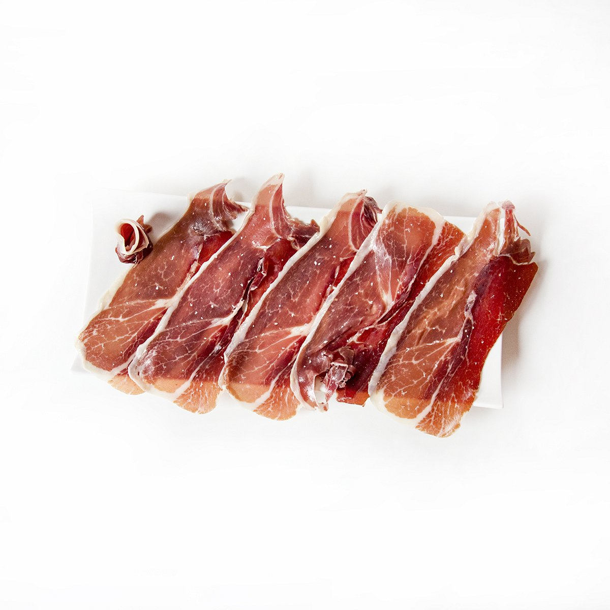 Fodder-Fed Iberian Ham - Sliced