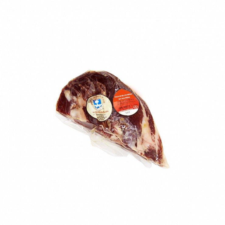 Paleta de bellota ibérica 50% raza ibérica DESHUESADA