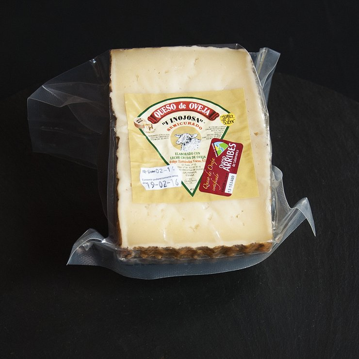 Semimatured Ewe Cheese